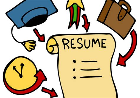Sample formats for resume